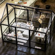 """DOMUS HOMEWARE, Paris, France, """"Home is where the heart is"""", photo by Retail Focus, pinned by Ton van der Veer"""