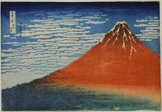 Ukiyo-e   KMKG - Hokusai