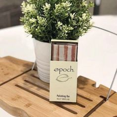Epoch Polishing Bar is Dermatologist tested. Gently polish & exfoliate skin, leaving it fresh, clean & smooth. More than 50 skin beneficial minerals. Nu Skin, Oily Skin Care, Anti Aging Skin Care, Glacial Marine Mud, How To Exfoliate Skin, Forever Living Products, Epoch, Dead Skin, Beauty Care