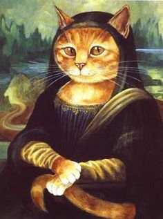 Romina: Releitura Mona Lisa