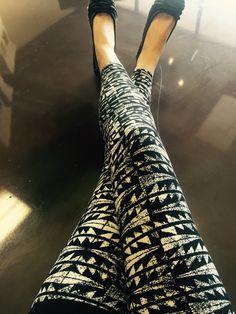 Love my LuLaRoe leggings!