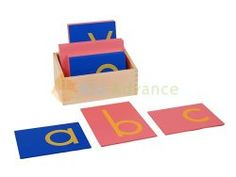 In what order should I introduce letters to my preschoolers?