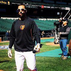 Baltimore Orioles' Nick Markakis