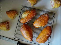 Ham & Cheese Pretzel Roll Sandwiches