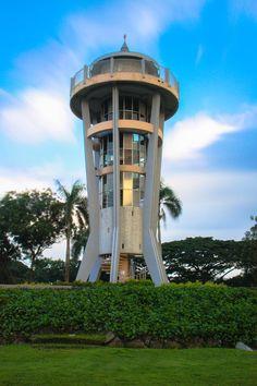"""""""Seletar Lighthouse"""" by Marcus Tay, via 500px."""