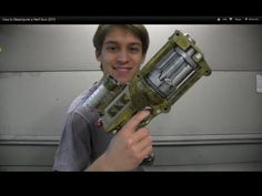 See our new post (How to Steampunk a Nerf Gun (DIY)) which has been published on (Explore the World of Steampunk) Post Link (http://steampunkvapemod.com/how-to-steampunk-a-nerf-gun-diy-2/)  Please Like Us and follow us on Facebook @ https://www.facebook.com/steampunkcostume/