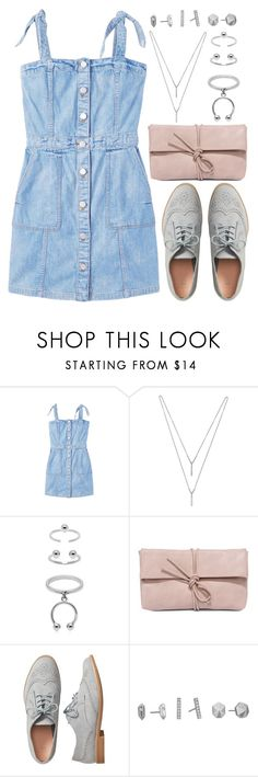 """""""1354. The Beauty Inside"""" by asoul4 ❤ liked on Polyvore featuring Rebecca Taylor, BCBGeneration, Maria Francesca Pepe, LULUS, Gap and Kendra Scott"""