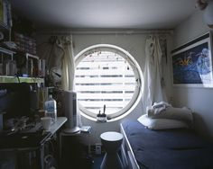 This Pod Apartment of 1972 Offers a Glimpse at the Future That Never Was | Raw File | WIRED