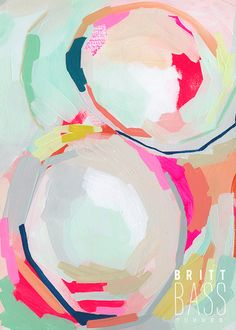 He & I Print   Britt Bass Turner