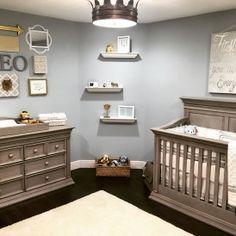Project Nursery - Serene Nursery Fit for a King