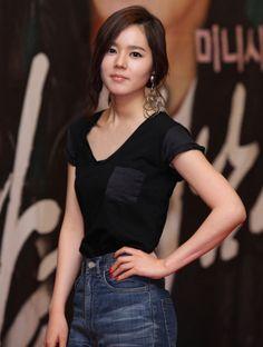 Han Ga In // effortlessly chic