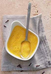 Frank Rosin Rezepte: Kürbis-Ingwer-Suppe - Rezept