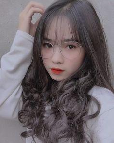 Korean Girl Photo, Korean Girl Fashion, Cute Korean Girl, Cute Asian Girls, Cute Girls, Cute Kawaii Girl, Cute Girl Face, Cool Girl, Ulzzang Hair