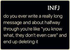yep.. quite a lot! ##infp