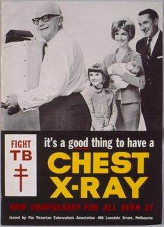 Chest X-ray Health Promotion.