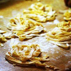 Fresh Pasta. Instagram by willrunforfoodtv