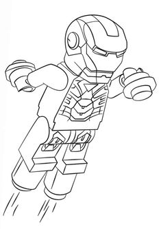 Fun Iron Man coloring pages for your little one. They are free and easy to print. The collection is varied with different skill levels Avengers Coloring Pages, Superhero Coloring Pages, Spiderman Coloring, Lego Coloring Pages, Marvel Coloring, Online Coloring Pages, Disney Coloring Pages, Coloring Pages To Print, Printable Coloring Pages