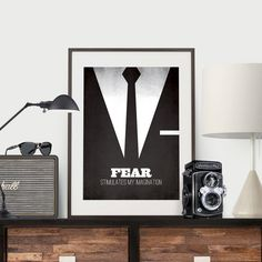 Mad Men - Don Draper - Fear stimulates my imagination. by DesignDifferent on Etsy https://www.etsy.com/listing/116500481/mad-men-don-draper-fear-stimulates-my