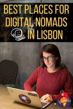 Best places for Digital Nomads in Lisbon, Portugal