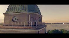 Suomenlinna from dawn till dusk Helsinki, Dusk, Finland, Big Ben, Taj Mahal, Sea, City, World, Building