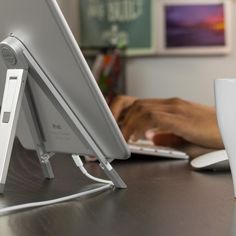 I'm trying to decide which color to order.. hmmmm... Compass 2 for iPad from Twelve South - $39.99