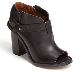61895cf595c Sixty Seven SIXTYSEVEN  Lillian  Bootie on shopstyle.com Leather Booties