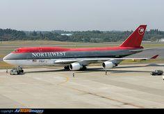 Northwest Boeing 747-400