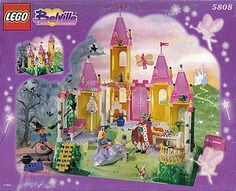 LEGO Belville Enchanted Palace