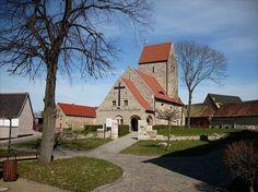 Meuchen Kirche, Lützen