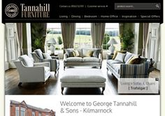 George Tannahill and Sons Furniture Kilmarnock