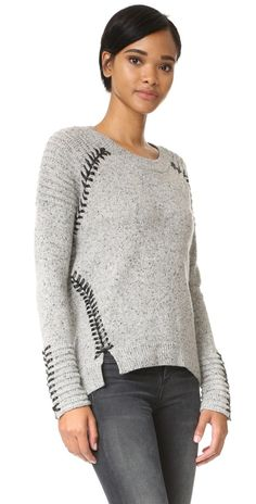 Generation Love Eleanor Whip Stitch Sweater | SHOPBOP