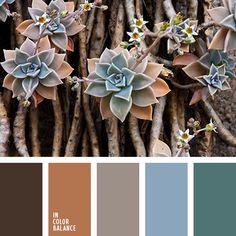 Paleta de colores №2854