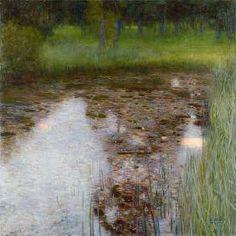 Gustav Klimt - le marais