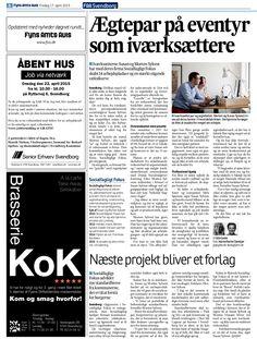 Fyns Amts Avis d. 17.04.15 om Socialfagligt Fokus