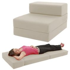 Standard Chairbed Natural Single Chair Bed Z Futon