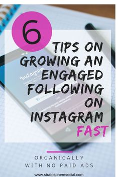 How to achieve your Instagram followers goals FAST.  Top tips and ideas to organically grow your instagram following without spammy and uncouth tactics. Grow an engaged and active community for your brand! #instagramtips #instagram #socialmediatips