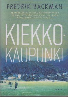 Fredrik Backman: Kiekkokaupunki Calm, Reading, Artwork, Books, Livros, Work Of Art, Libros, Auguste Rodin Artwork, Word Reading
