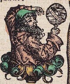 Schedel, Hartmann  ; Münzer, Hieronymus   [Hrsg.]; Pleydenwurff, Wilhelm   [Ill.]; Wolgemut, Michael   [Ill.] Liber chronicarum Nürnberg, 23. Dezember 1493 o. Cod.  Folio XIVv