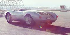 Classic #Porsche 550 by Additive Studios