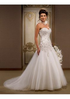 wedding dresses for second marriages | Puffy Wedding Dresses