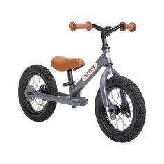 Balance Bike, Steel Wheels, Rubber Tires, Tricycle, Vintage Pink, Metal, Autism, Toddlers, Knives