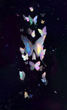 Cute Disney Wallpaper, Cartoon Wallpaper, Kawaii Wallpaper, Scenery Wallpaper, Wallpaper Backgrounds, Whatsapp Wallpaper, Butterfly Wallpaper, Butterfly Background, Beautiful Fantasy Art