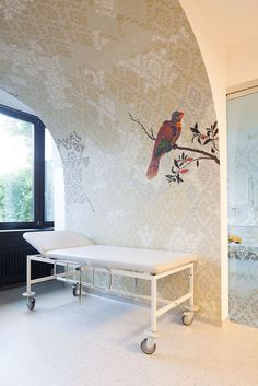 #Mosaic #Artistic design - #Dental #clinic KU64- Berlin, Germany