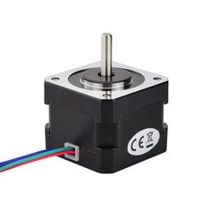 5pcs  NEMA17 BIPOLAR STEPPER MOTOR 76 oz-in for 3D Printer from chicago