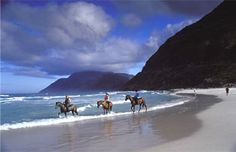 :) never rode a horse on the beach, it's def a must do, would be so beautiful