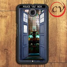 Police Box Tardis Lab Doctor Who Nexus 5,Nexus 6,Nexus 7 Case