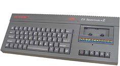 Ordenador Spectrum - iban con cassette