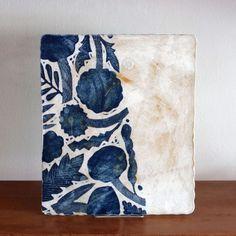 鹿児島睦 陶板皿 - dieci|online shop