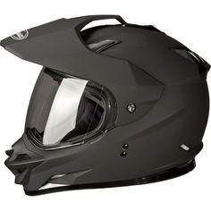 GMAX GM11D Adult Dual Sport Motorcycle Helmet - Flat Black / Medium Gmax,http://www.amazon.com/dp/B008AGKTB6/ref=cm_sw_r_pi_dp_azVstb109JNP5M2T