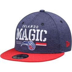 huge discount 6b144 044fa Men s Orlando Magic New Era Heathered Navy Red NBA Hoops For Troops 9FIFTY  Hat, Your Price   31.99
